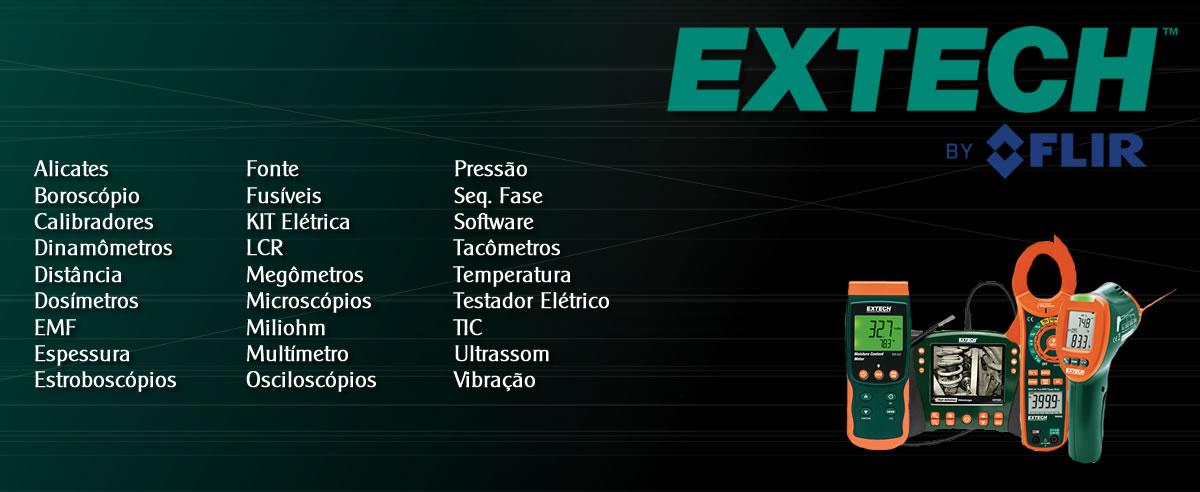 Linha Extech