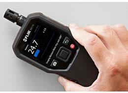 FLIR MR176 - Medidor de umidade por imagem 1