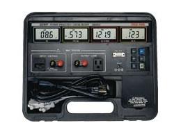 Registrador de dados do analisador de potência true RMS 380803 1