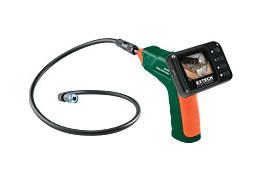 Vídeo-boroscópio de inspeção BR100 1