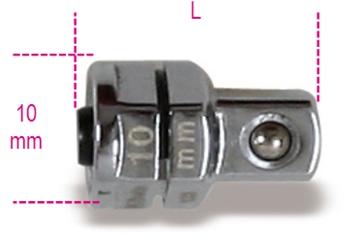 123Q1/4 - Adaptador de quadra 1/4 1