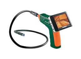 Vídeo-boroscópio/câmera de inspeção sem fio BR250 1
