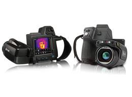 Câmeras de imagem térmica T460 5