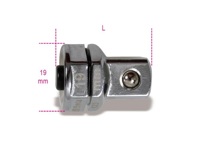 123Q1/2 - Adaptador de quadra 1/2