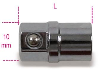 123E1/4 - Adaptador de quadra 1/4