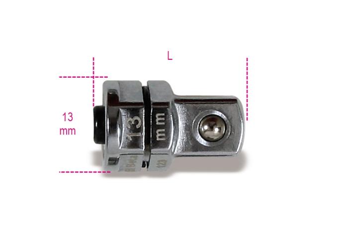 123Q3/8 - Adaptador de quadra 3/8 1