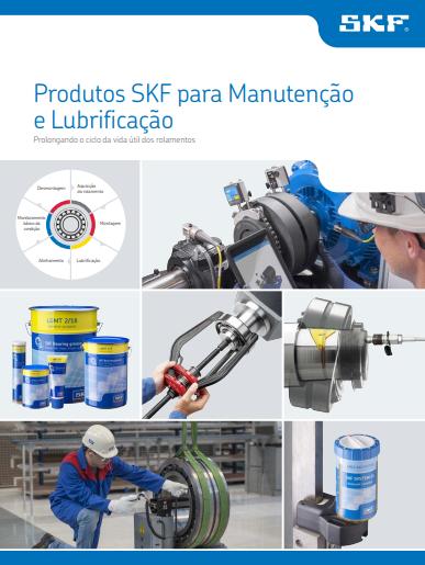 Produtos SKF para Manutenção e Lubrificação 1