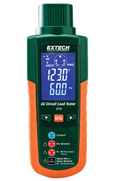 Analisador de circuitos para circuitos AC CT70 1