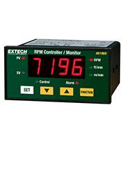 Controlador monitor de RPM instalado no painel 461960 1