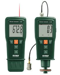 Medidor de vibração e tacômetro a laser por contato 461880 1
