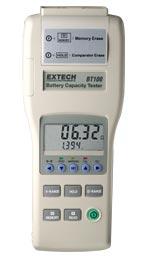 Testador da capacidade da bateria BT100 1