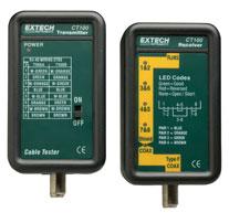 Testador de cabo de rede CT100 1