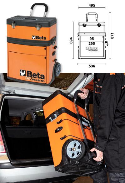 C41S - Carro para ferramentas tipo trolley