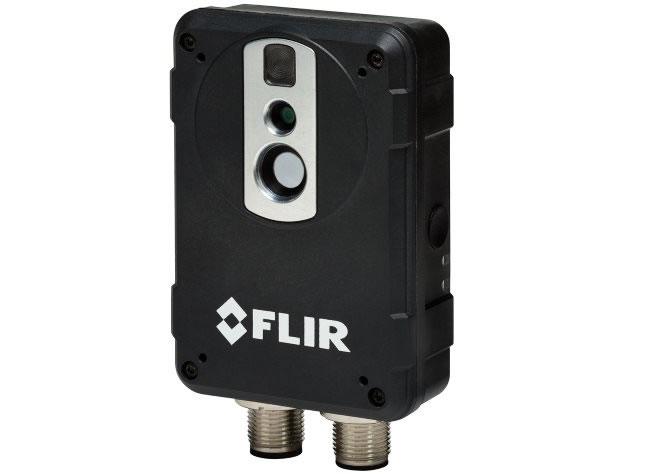 Câmera de imagem térmica FLIR AX8