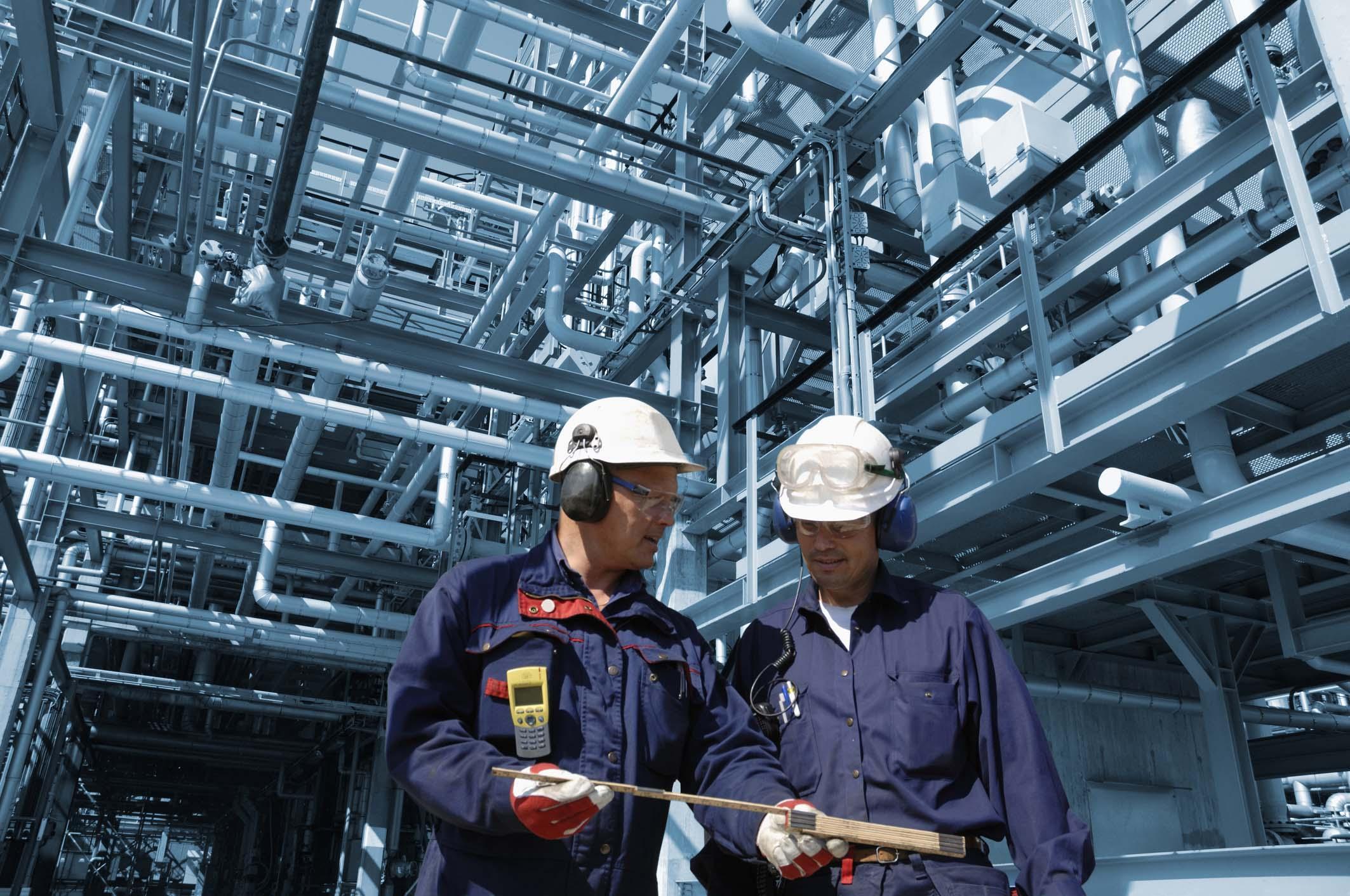 Comissionamento e Start-up de equipamentos industriais