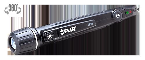 FLIR VP50 Lanterna e detector de tensão sem contato