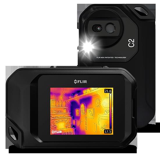 Câmera Térmica FLIR C2