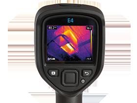 Câmera Térmica FLIR E4 com MSX®