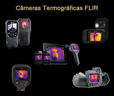 Câmeras Termográficas FLIR
